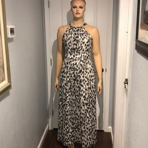Anne Klein Animal Print Dress